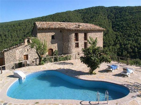 Luxury holiday house for 16 persons, with swimming pool , in Pyrenees - Image 1 - Coll de Nargo - rentals