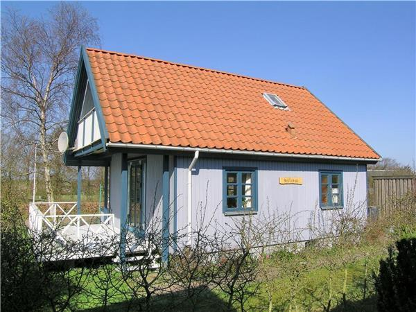 Holiday house for 6 persons in North-western Funen - Image 1 - Noerre Aaby - rentals