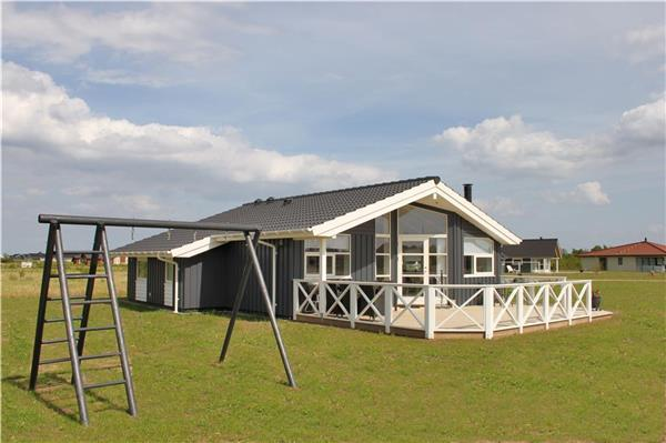 Newly built holiday house for 6 persons in Als - Image 1 - Sydals - rentals