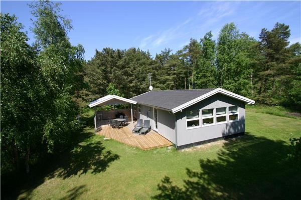 Renovated holiday house for 4 persons near the beach in Dueodde - Image 1 - Akirkeby - rentals