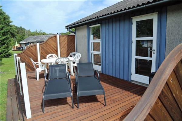 Renovated holiday house for 4 persons, with swimming pool , near the beach in Dueodde - Image 1 - Nexo - rentals