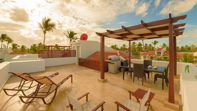 Private Roof Top Terrace - Arenas de Bavaro F302 - PH Private Roof Terrace - Punta Cana - rentals