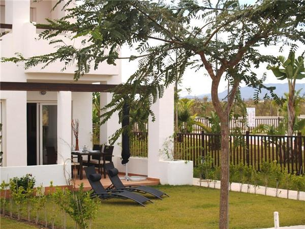 Attractive apartment for 4 persons, with swimming pool , in Roldan - Image 1 - Roldan - rentals