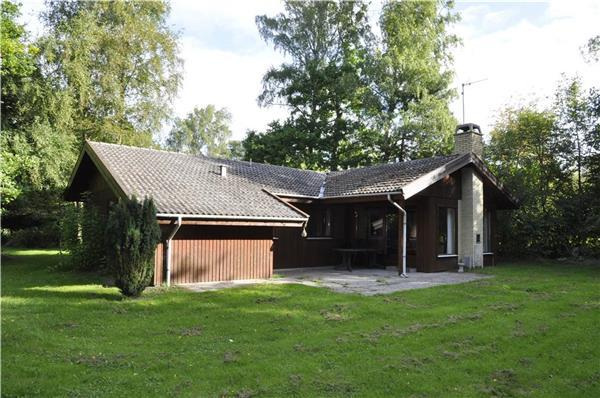 Holiday house for 8 persons in Odsherred - Image 1 - Rorvig - rentals