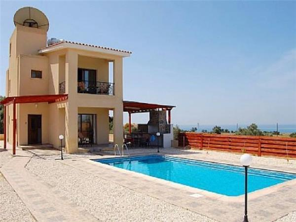 Holiday house for 8 persons, with swimming pool , in Paphos - Image 1 - Nikoklia - rentals