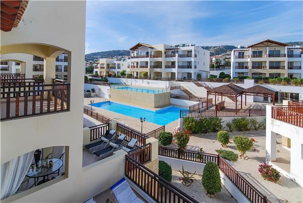 Apartment for 4 persons, with swimming pool , in Paphos - Image 1 - Peyia - rentals