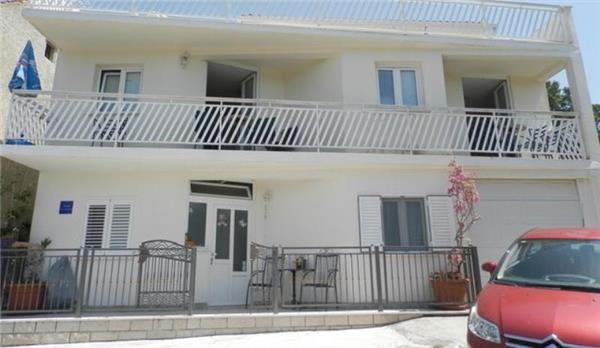 Apartment for 4 persons near the beach in Dubrovnik - Image 1 - Slano - rentals
