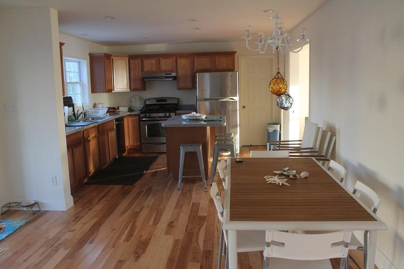 kitchen/dining area - Summer Beach home.. RATES VARY ACCORDING TO SEASON - Beach Haven - rentals