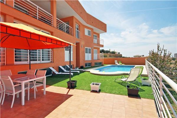 Luxury holiday house for 8 persons, with swimming pool , in Calpe - Image 1 - Calpe - rentals