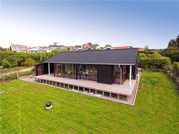 Newly built holiday house for 6 persons in Slagelse - Image 1 - Slagelse - rentals