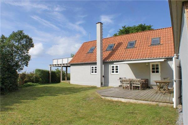 Renovated holiday house for 6 persons in North-eastern Funen - Image 1 - Mesinge - rentals