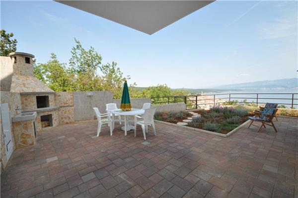 Apartment for 2 persons in Krk - Image 1 - Vrbnik - rentals