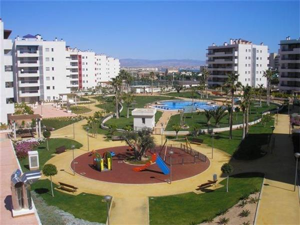 Apartment for 6 persons, with swimming pool , in Santa Pola - Image 1 - El Altet - rentals