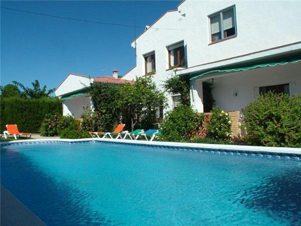 Holiday house for 12 persons, with swimming pool , in L'Ametlla de Mar - Image 1 - L'Ametlla de Mar - rentals