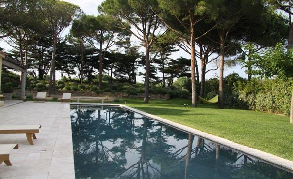 Luxury villa near the beach of St Tropez  Pampelonne and the exclusive Club 55 - FR-189090-Ramatuelle - Image 1 - Ramatuelle - rentals