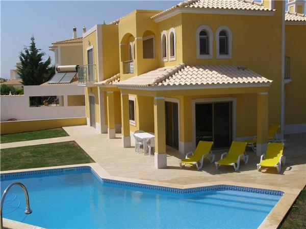 Luxury holiday house for 8 persons, with swimming pool , in Guia - Image 1 - Albufeira - rentals
