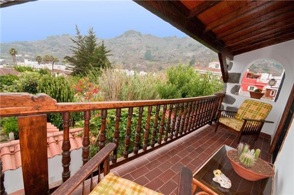 Holiday house for 3 persons in Teror - Image 1 - Valleseco - rentals