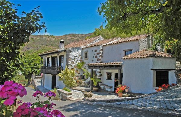 Holiday house for 2 persons in Vega de San Mateo - Image 1 - Cruz de Tejeda - rentals