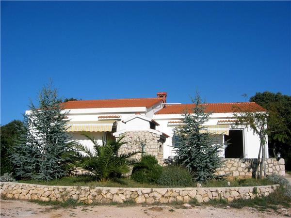 Apartment for 5 persons near the beach in Pag - Image 1 - Mandre - rentals