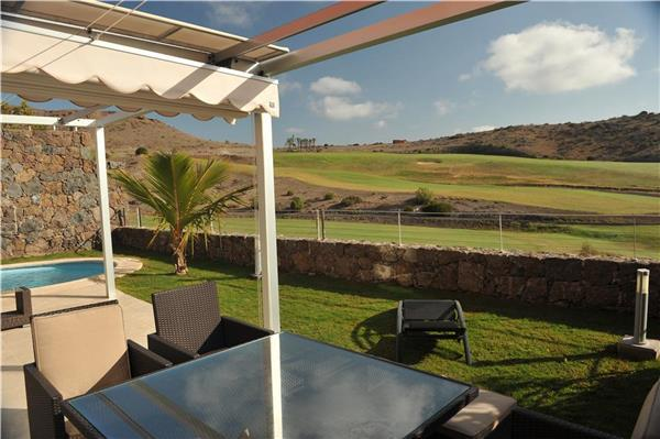 Holiday house for 4 persons, with swimming pool , in Maspalomas - Image 1 - Maspalomas - rentals