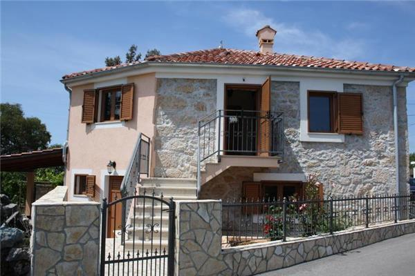 Renovated holiday house for 5 persons in Krk - Image 1 - Garica - rentals