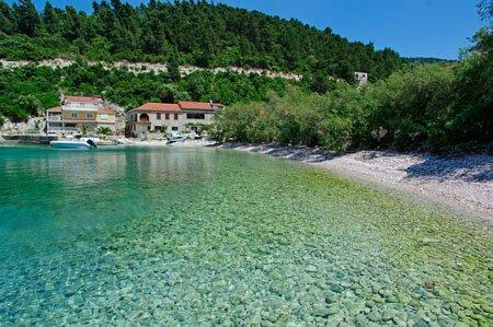 Attractive holiday house for 5 persons near the beach in Korcula - Image 1 - Blato - rentals