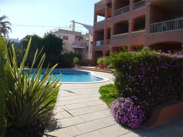 Apartment for 4 persons, with swimming pool , near the beach in Lagos - Image 1 - Lagos - rentals
