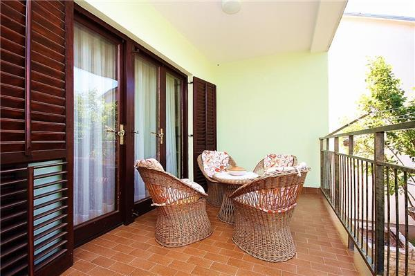 Apartment for 6 persons in Pula - Image 1 - Pula - rentals