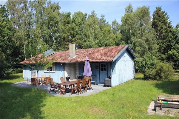 Holiday house for 6 persons in Hasle - Image 1 - Rønne - rentals