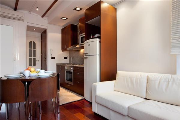 Apartment for 3 persons in Barcelona City - Image 1 - Barcelona - rentals