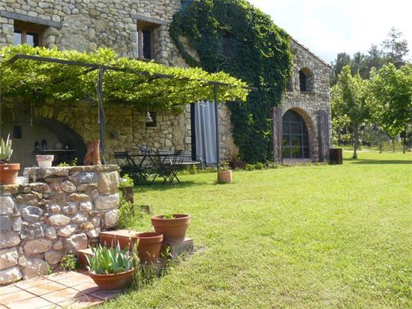 Luxury holiday house for 8 persons, with swimming pool , in Pyrenees - Image 1 - Molló - rentals