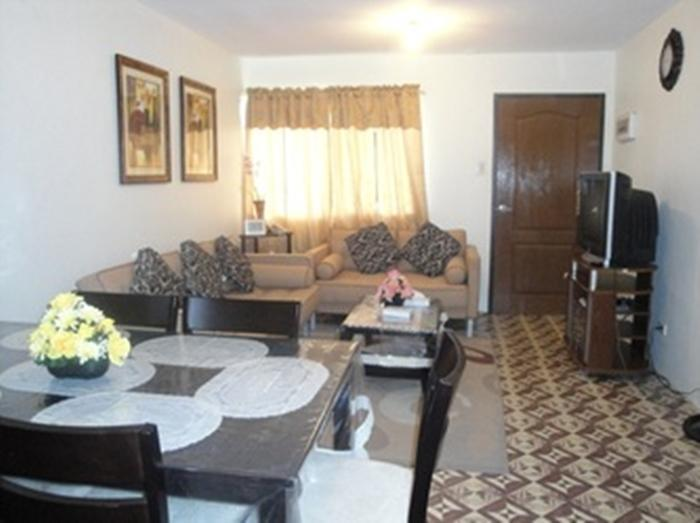Large Living room with Large screen cable tv and wifi - One Oasis Condo Rental - Davao - rentals