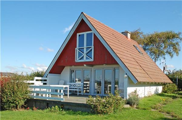 Holiday house for 5 persons near the beach in North-western Funen - Image 1 - Assens - rentals