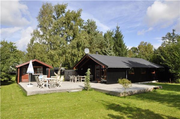 Holiday house for 6 persons in Odsherred - Image 1 - Hojby - rentals