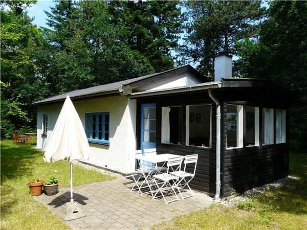 Renovated holiday house for 4 persons in Odsherred - Image 1 - Hojby - rentals