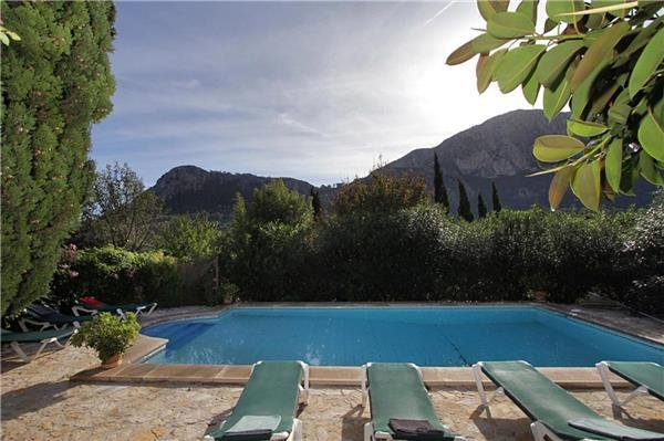 Luxury holiday house for 12 persons, with swimming pool , in Pollenca - Image 1 - Pollenca - rentals