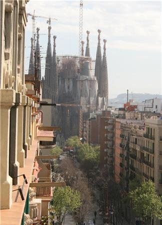 Apartment for 4 persons in Barcelona City - Image 1 - Barcelona - rentals