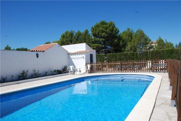 Holiday house for 8 persons, with swimming pool , in L'Ametlla de Mar - Image 1 - L'Ametlla de Mar - rentals