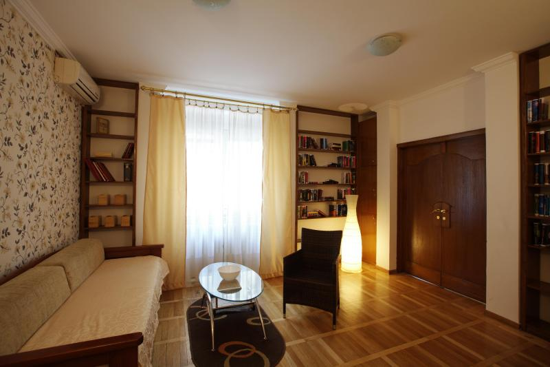 Living Room - Captain Apartment - Belgrade - rentals