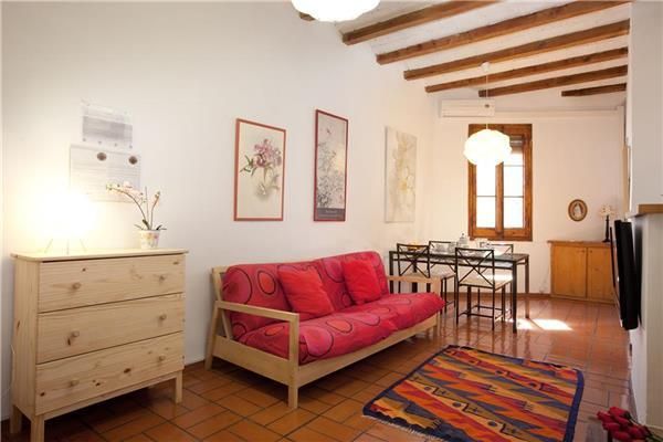 Apartment for 5 persons in Barcelona City - Image 1 - Barcelona - rentals
