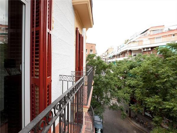 Apartment for 5 persons in Barcelona - Image 1 - Barcelona - rentals