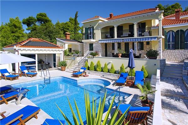 Newly renovated holiday house for 12 persons near the beach in Korcula - Image 1 - Vela Luka - rentals