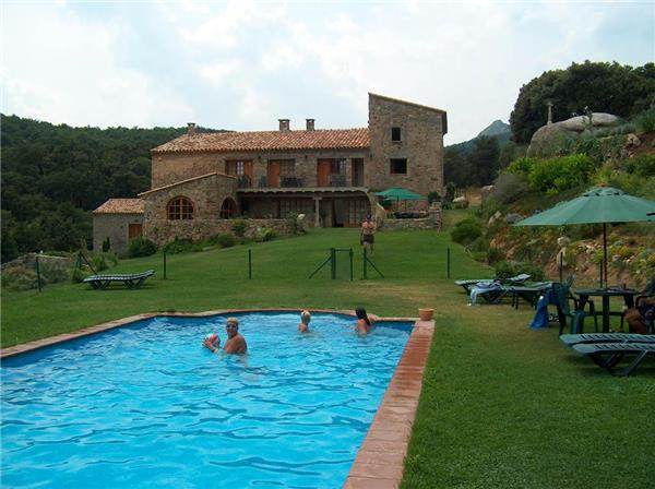 Apartment for 5 persons, with swimming pool , in Girona - Image 1 - La Vajol - rentals