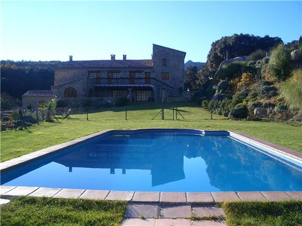 Apartment for 4 persons, with swimming pool , in Girona - Image 1 - La Vajol - rentals