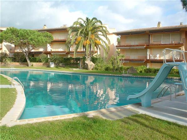 Apartment for 4 persons, with swimming pool , in Calella de Palafrugell - Image 1 - Calella De Palafrugell - rentals