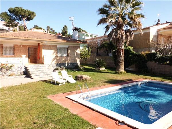 Holiday house for 6 persons, with swimming pool , in Lloret de Mar - Image 1 - Lloret de Mar - rentals