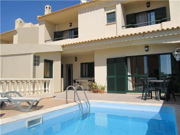 Holiday house for 7 persons, with swimming pool , in Albufeira - Image 1 - Albufeira - rentals