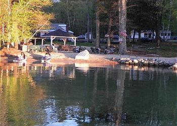 Fabulous Waterfront Compound on Lake Winnipesaukee Sleeping 26! (SAL78W) - Image 1 - Moultonborough - rentals
