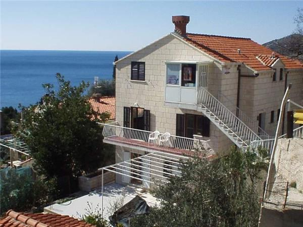Apartment for 4 persons near the beach in Dubrovnik - Image 1 - Mlini - rentals