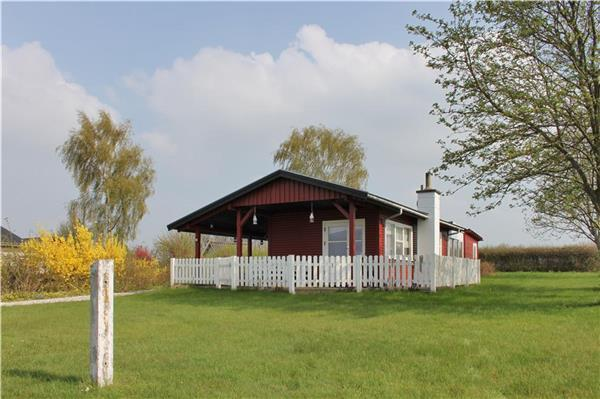 Holiday house for 6 persons near the beach in North-western Funen - Image 1 - Bogense - rentals